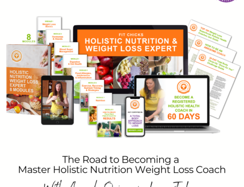 FIT CHICKS Chat Episode 389 – The Road to Becoming a Master Holistic Nutrition Weight Loss Coach