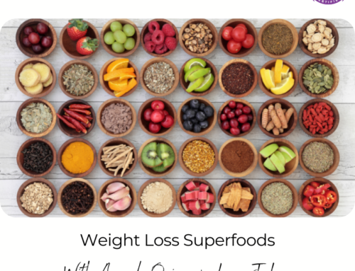 FIT CHICKS Chat Episode 391 – Weight Loss Superfoods