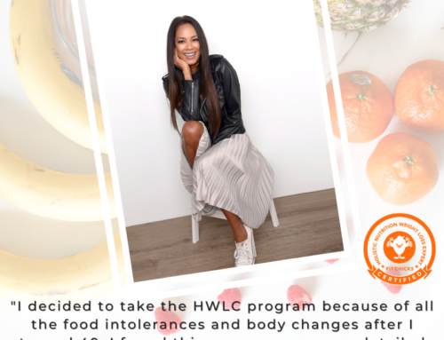 GRAD SPOTLIGHT: Weight Loss Green Smoothie Goodness with Holistic Nutrition Weight Loss Coach Mayumi Muller